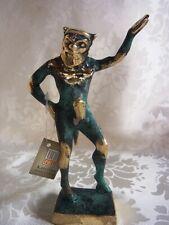 ★ Bronze Figur Satyr griechische Mythologie mit antiker Patina (206)
