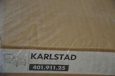 NEU IKEA Bezug KARLSTAD Anbaurecamiere ISUNDA GRAU Sofa Husse grey cover OVP