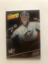 Sergei Bobrovsky 2013-14 Panini Prime Card #27 #46/50 Columbus Blue Jackets
