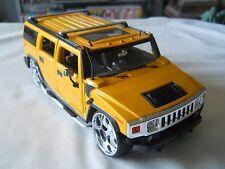 Jada Dub City 2003 Hummer H2 1/24 Diecast