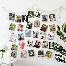Cool Photo Hanging display with 40 Clip - Fishing Net Wall Decor - Picture