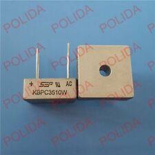 1PCS BRIDGE RECTIFIER SEP/MIC KBPC-W-4 ( SIP-4 ) KBPC3510W