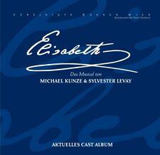 ORIGINAL WIEN CAST 2011 - ELISABETH-DAS MUSICAL-CAST   CD NEU