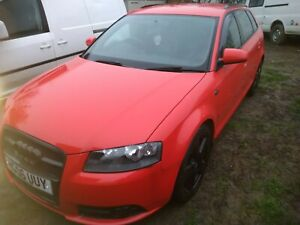 2006 audi a3 s line 2 litre fsi turbo selling spares or repair