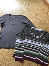 Damen Bekleidungspaket, 2 Shirts Gr. M, Cecil