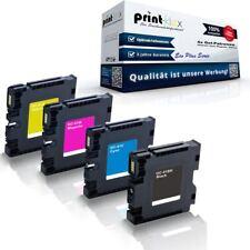 4x Austausch Gel-Kartuschen für Ricoh Aficio SG 3110 sfnw GC-41 - Eco Plus Serie