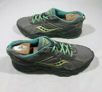 Saucony Women's Excursion TR7 Athletic Running Shoes Sneaker Size 8.5 Gray/Blue