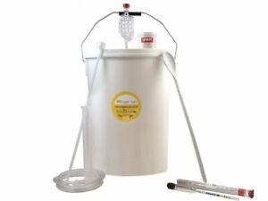 Beer Cider Wine Making Starter Kit Equipment Set Only 40 Pint 25L Size Homebrew