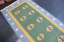 Handgewebter Ghashgai Kelim Per. Teppich Handarbeit wolle verschiedene Größe