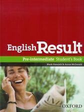 English Result - Pre-intermediate Student's Book (2008)