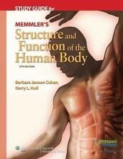 Study Guide for Memmler's Structure and Function of the Human Body,-ExLibrary