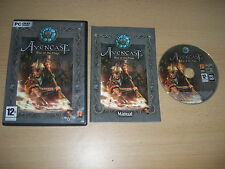 Original AVENCAST aven cast PC DVD ROM RPG Rapide Post