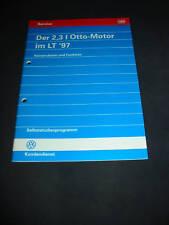 SSP 189 VW LT 1997 2,3 l Otto Motor Konstruktion