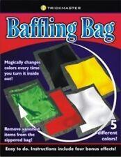 Comedy Baffling Bag Magic Tricks Color Change Clown Kid Show Prop Magician New