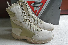NWT Oakley SI Assault Boots 8 Size:US10 .Color:Desert New