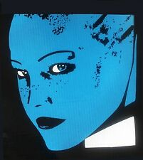 Mass Effect LIARA 2-COLOR Vinyl Decal - for car, laptop, whatever! TV