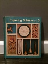 Exploring Science Level 3 Laidlaw Brothers 1976 W/ Advertising Sheet