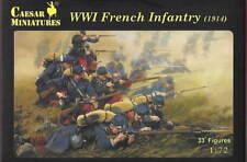 César Set 34. WWI Infanterie française. échelle 1/72. WW1 - 1914