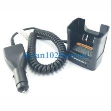 Rapid Vehicular Travel Car Charger For Motorola P1225 GP300 GP350 GTX800 Radios