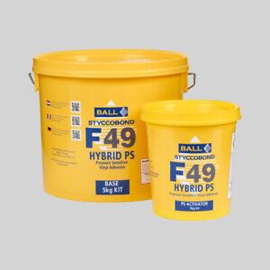 Styccobond F49 Hybrid PS Adhesive 5KG