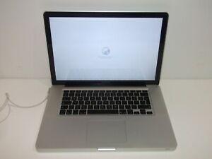 "Apple MacBook Pro 15"" Mid 2010 2.66GHz i7 4GB - Faulty"