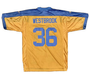Authentic Brian Westbrook NFL Equipment Jersey