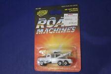 "Road Champs Road Machines Peterbilt Wrecker MOC Hong Kong White 3"" 1:100 70s 80s"