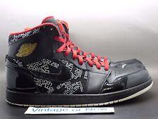 Nike Air Jordan I 1 High HOF Hall of Fame Retro 2009 sz 14