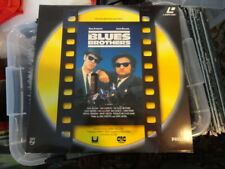 'The Blues Brothers' 1991 Dutch 2 Disc Edition Laser Disc -PAL