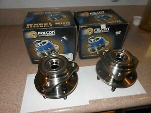 2 (TWO) FALCON BRAND HUBS AND BEARINGS #515000=$74.98=$37.49 EA.=FREE SHIPPING