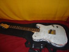 MG Rat Custom USA Fender 60th Anniversary Telecaster Highway One Electric Guitar