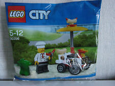 Lego 30356 Polybag City Hot Dog Stand