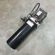 Hydac C02r10v476 215 03 9902581099 Hydraulic Pump 3hp 2 Gpm 3120 Psi Used