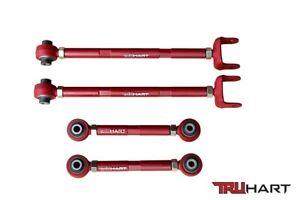 TruHart Rear Camber + Toe Kit 08-12 and 13+ Honda Accord