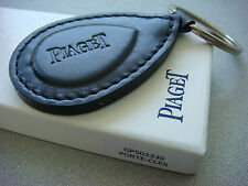 Piaget Black Leather Keyring Ref: GP502330 New & Boxed