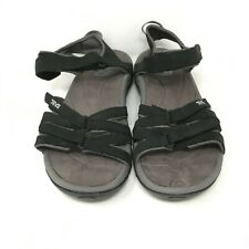 Teva Women's  Tirra' Sandal  in a Color Black Size: 10 US