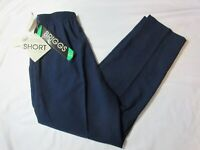 Vintage 90's NWT NOS Briggs New York Size 12 Short Rayon Polyester Pants Slacks