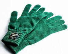 Tullamore Dew Whiskey, Handschuhe, Wollhandschuhe, Strickhandschuhe, Bund, grün