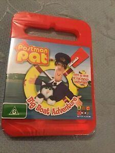 Postman Pat Big Boat Adventure Dvd