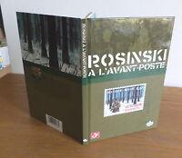 Inédit de la BD tirage limitée de Rosinski 2000 ex Numéroté edité par la poste