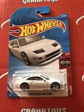 Nissan 300ZX Twin Turbo #110 Nissan 2019 Hot Wheels Case D