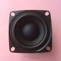 "2pcs 2 ""Zoll 52MM 4Ohm 4Ω 5W Full Range Lautsprecher für Bluetooth Hot GE"