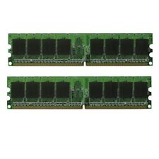 New 4GB 2x2GB PC2-5300 DDR2-677 Desktop Memory Dell Dimension E310