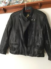 ladies motorbike jacket size 10