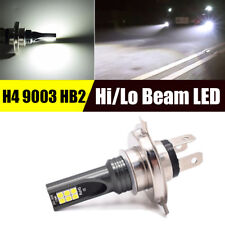 1X H4 9003 HB2 LED Bulb High Low Beam Headlight Fog Lamp bulb for Car Motorcycle