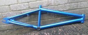 "Fit Bike Co BMX Bike Frame 20"" WS 14mm DO 1-1/8"" EC 20.75"" TT"