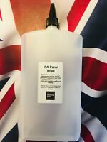 IPA alcohol based panel wipe. Paint preparation, wax remover, paintwork cleaner