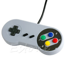 Cool USB Controller For Super Nintendo SNES PC/ Mac Emulator NES Windows GamePad