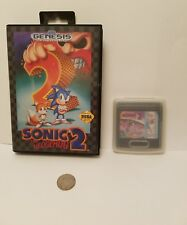 Sonic 2 game gear and Sonic 2 Sega Genesis 2 pack tested and working!