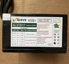 Logisys Power Supply PS575XBK 575W Power Supply